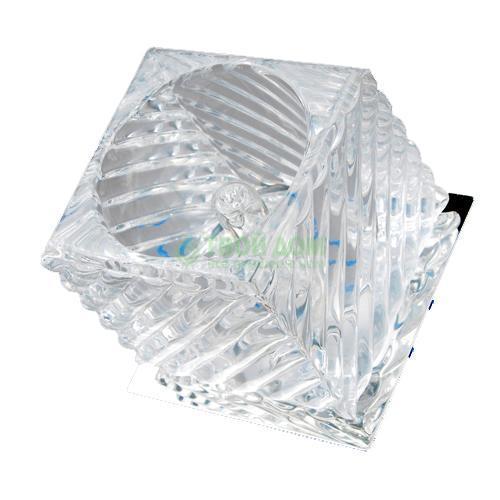Встраиваемый Elvan Ct634-Cl/Gd светильник точечный675 cl gd elvan