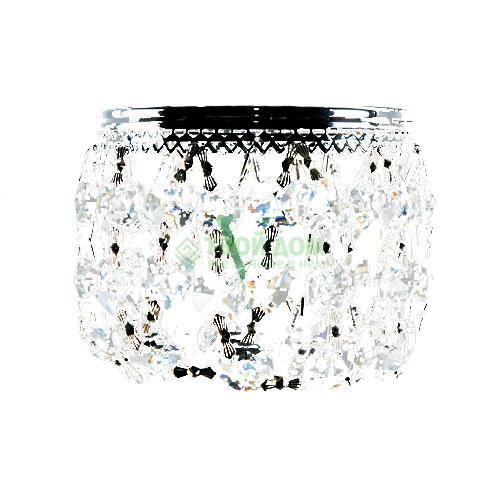 Потолочный светильник Elvan Ct761-Cl/Cr светильник точечный675 cl gd elvan
