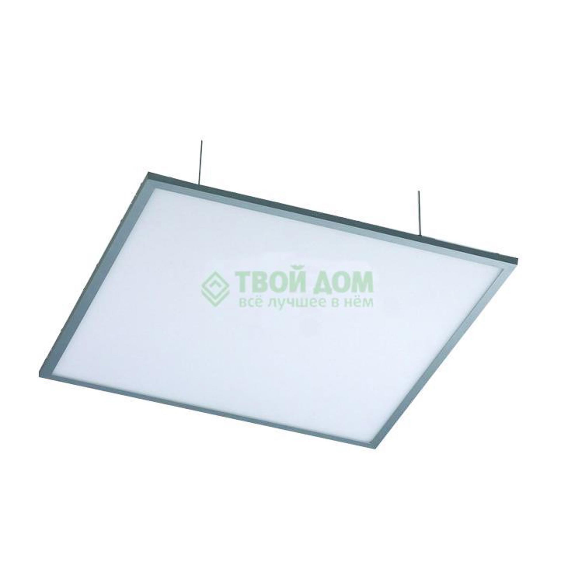 Потолочный светильник Elvan 36w 6000-6500k W 600x600 светильник elvan 701sq 14 w w