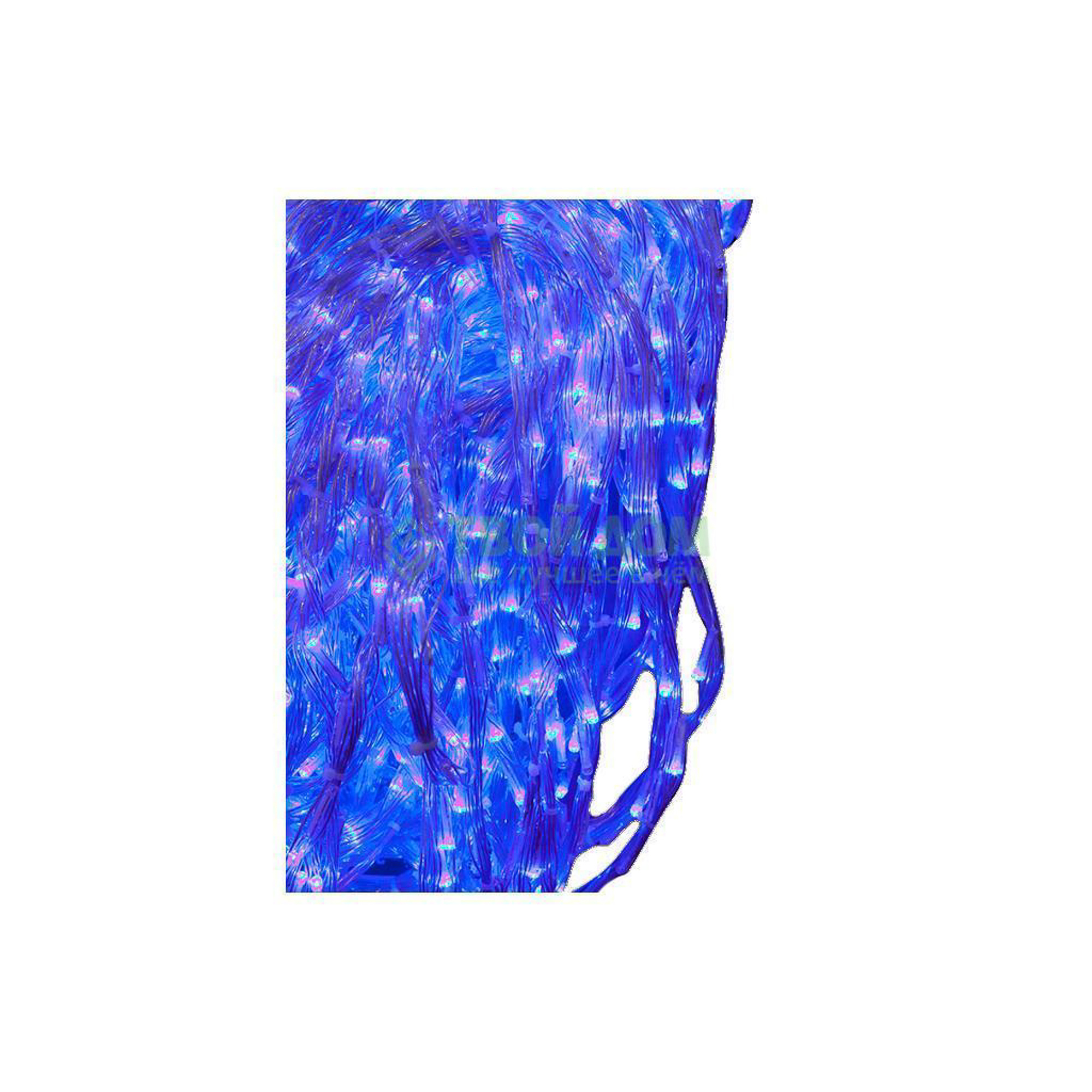 Электрогирлянда фонтан Kms уличная 19 м голубой (L1631-195760BO)