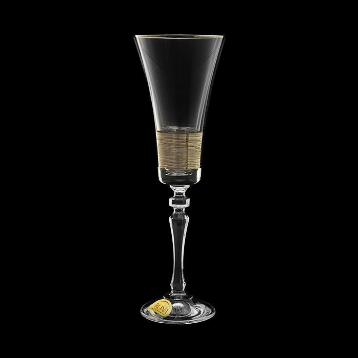 Фото - Набор бокалов для шампанского Rona Alex 6 шт 180 мл набор бокалов rona celebration 400 мл 6 шт