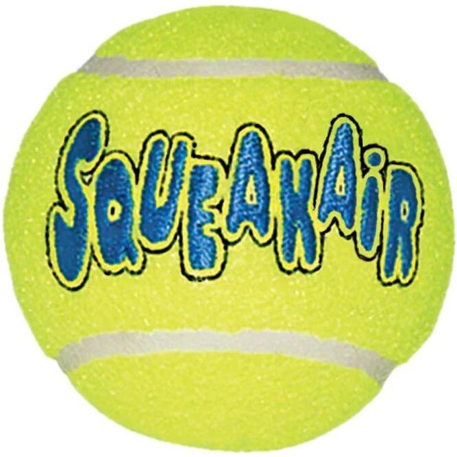 Игрушка для собак KONG Air Теннисный мяч средний 7 см недорого