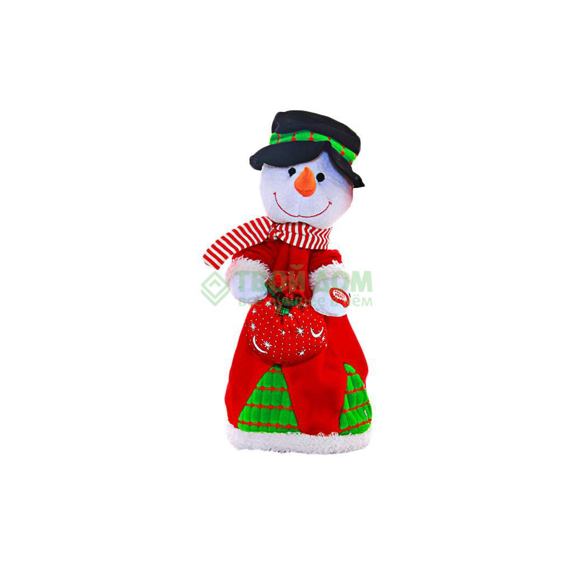 Фигурка Koopman Снеговик (315000060/903552/903553) фигурка lefard снеговик 787 179