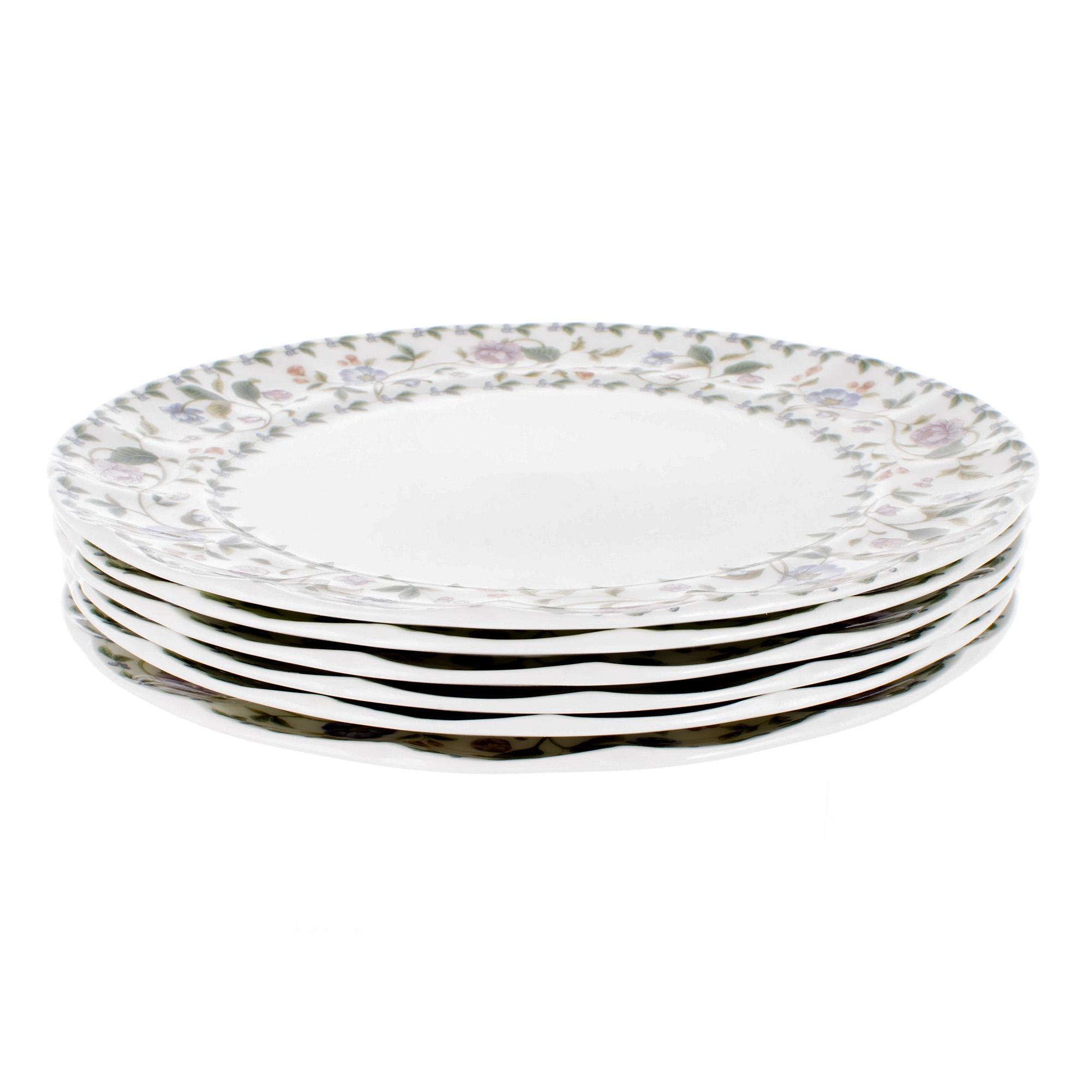 Набор тарелок Hatori Санни Гарден 27 см 6 шт