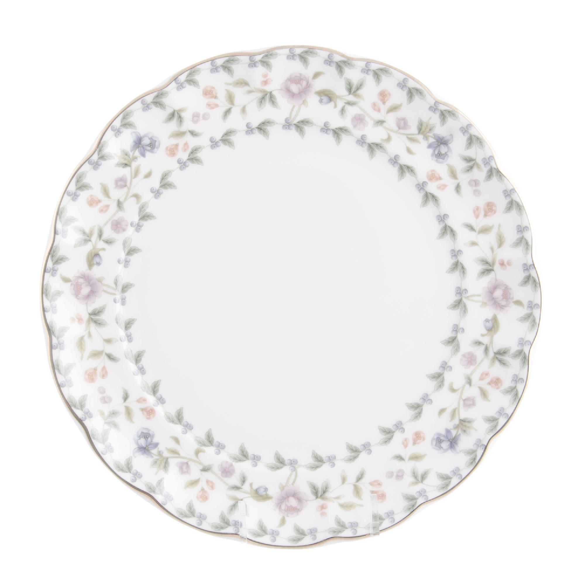 Набор тарелок Hatori 21.5см 6шт санни гарден з санни браун креативные каракули