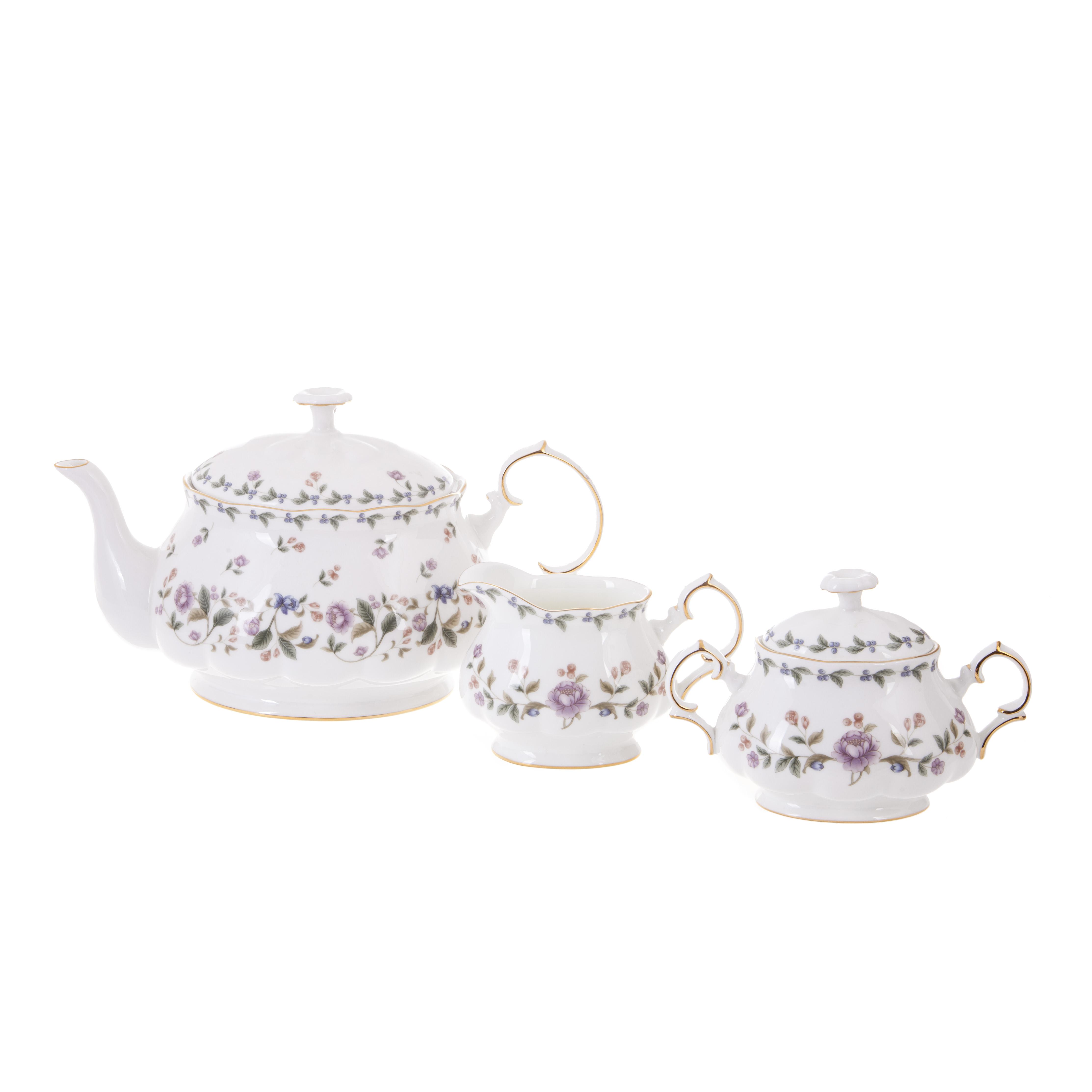 Сервиз чайный Hatori Санни Гарден Империал 17 предметов Н 1114011/14560