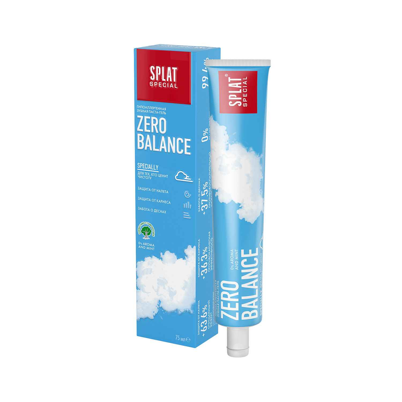 Зубная паста для защиты и бережного осветления чувствительных зубов SPLAT Special MAGNOLIA МАГНОЛИЯ, 75 мл фото