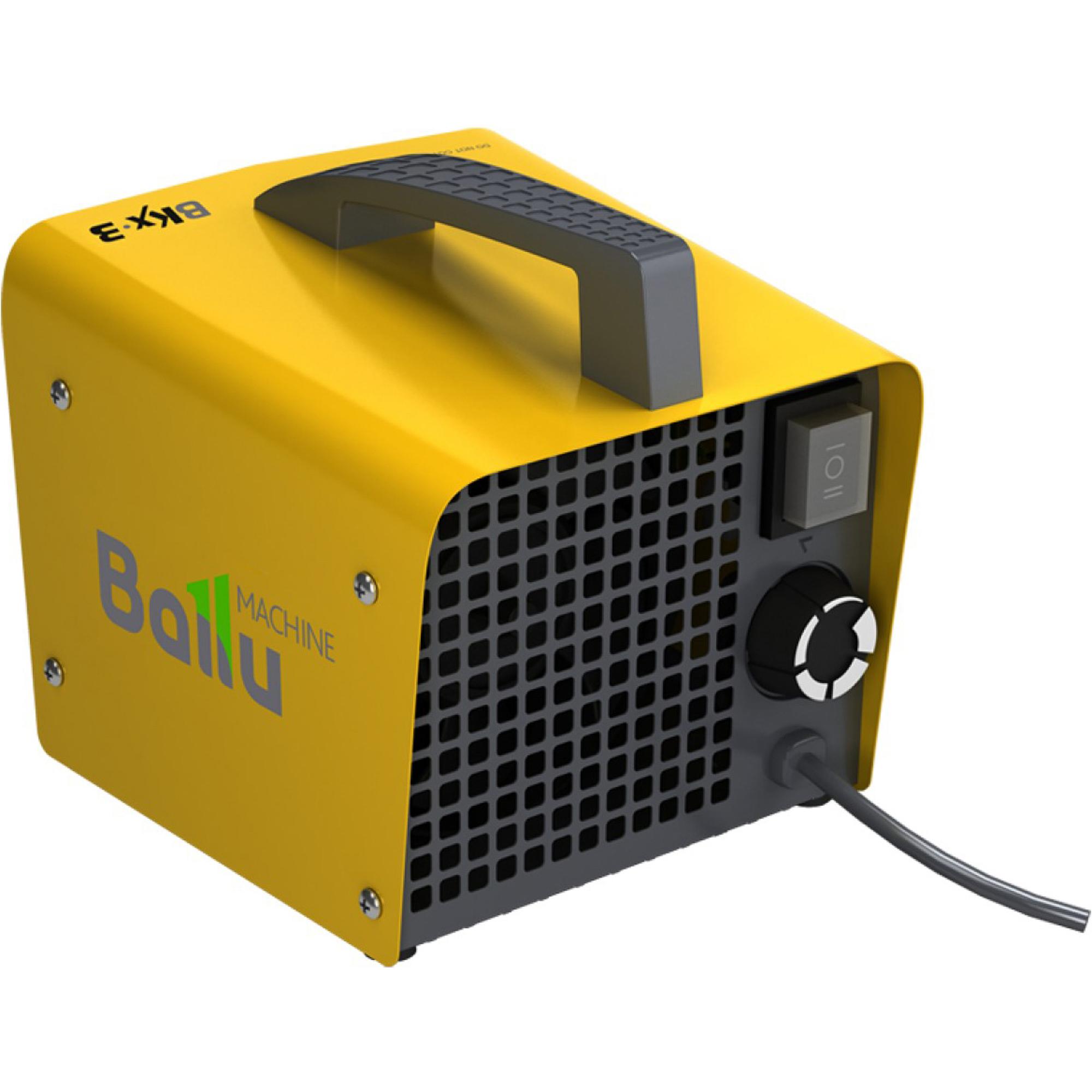 Электрическая тепловая пушка Ballu BKX-3 фото