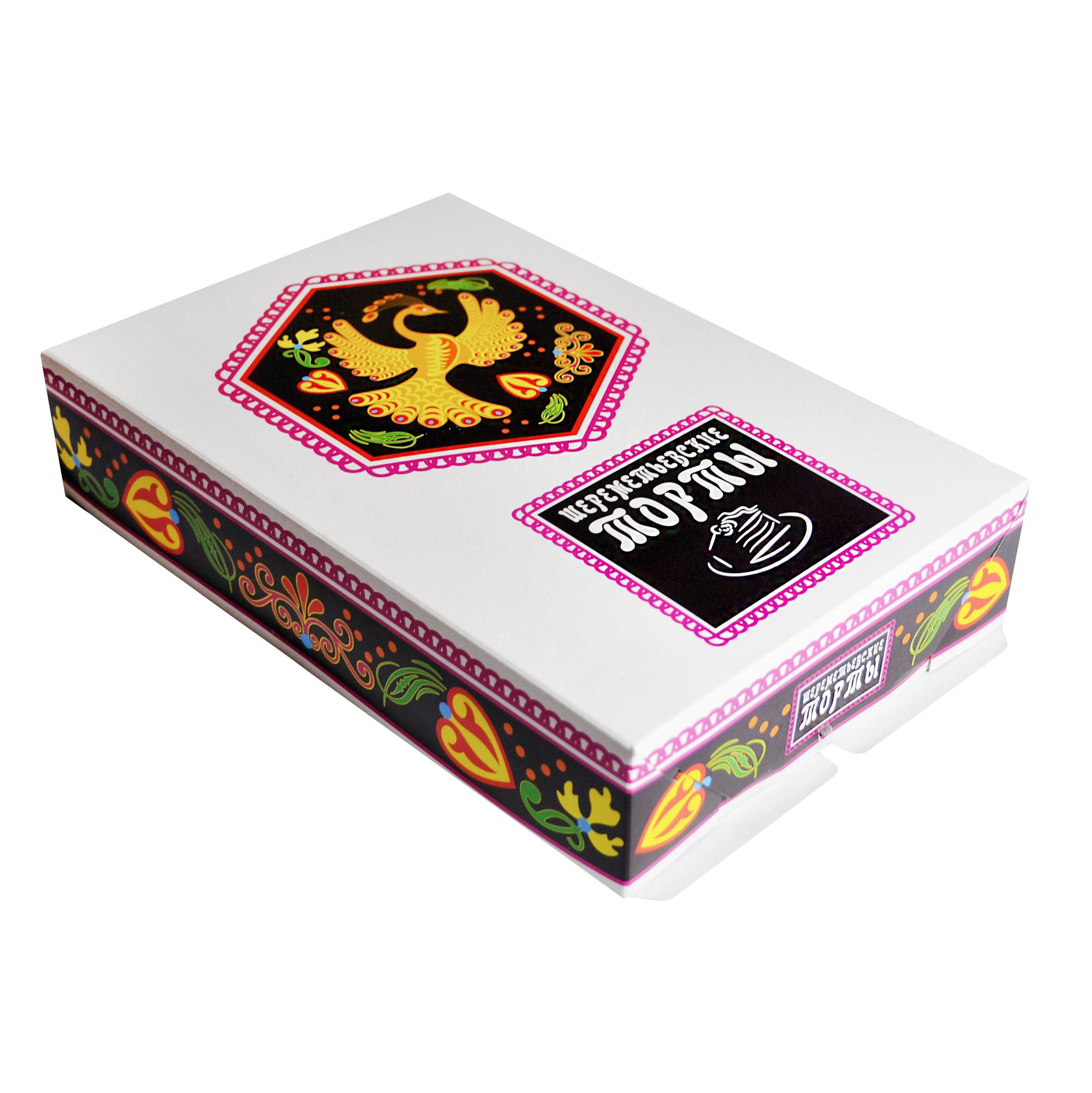 Торт Шереметьевская птичка Шереметьевские торты 1,1 кг
