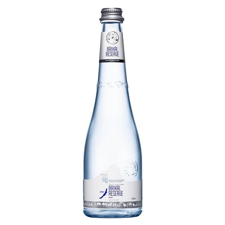 Вода минеральная Baikal Reserve газированная 0,53 л недорого