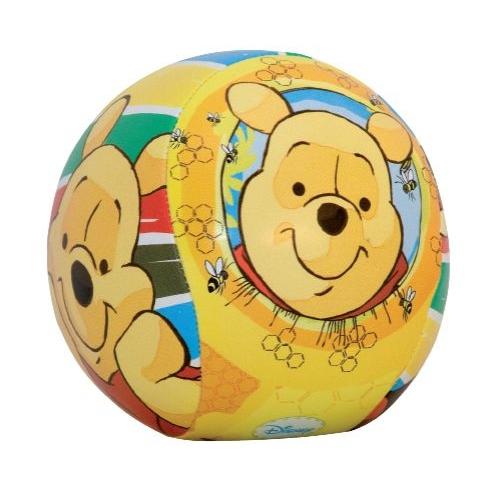 Мяч John Винни Пух 10 см мяч john джамбо 38 см