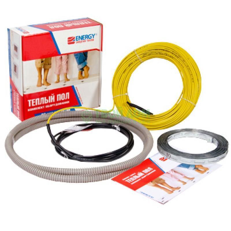 Нагревательный кабель Energy Теплый пол energy кабель 260 вт (energy кабель 260 ВТ)