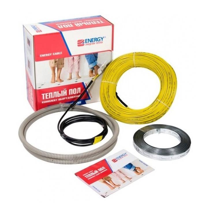Нагревательный кабель Energy Теплый пол energy кабель 830 вт (energy кабель 830 ВТ) кабель