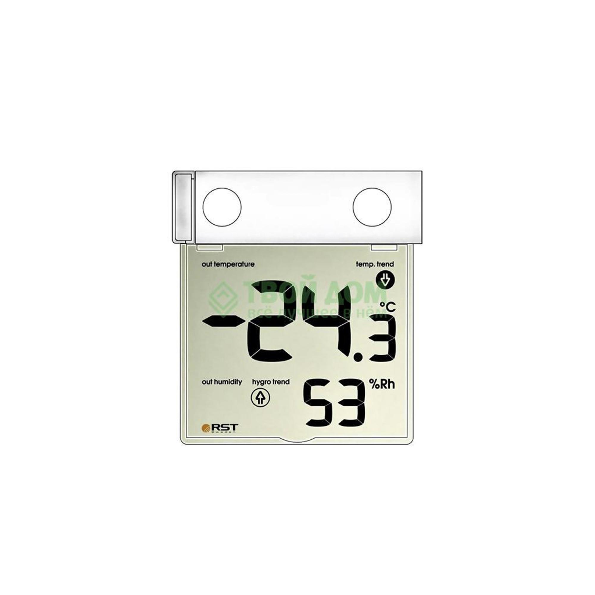 Термометр Rst 1077