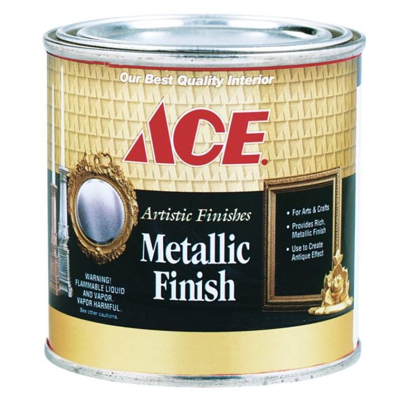 Краска Ace hardware corpor metallic finish brass бронза 0,237 л