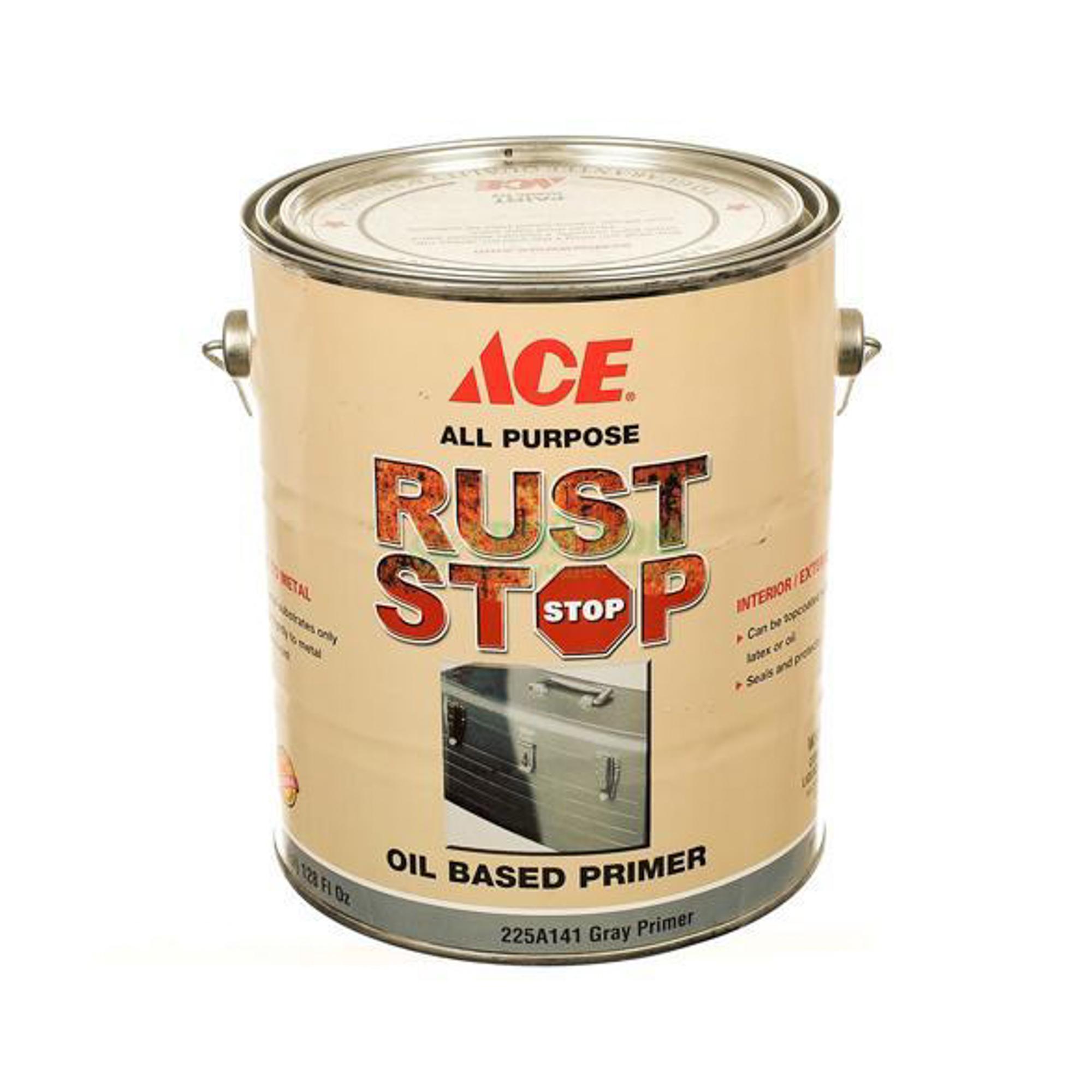 Грунтовка Ace hardware corpor Ruststopmetaloil primr мат 378 (225А141)