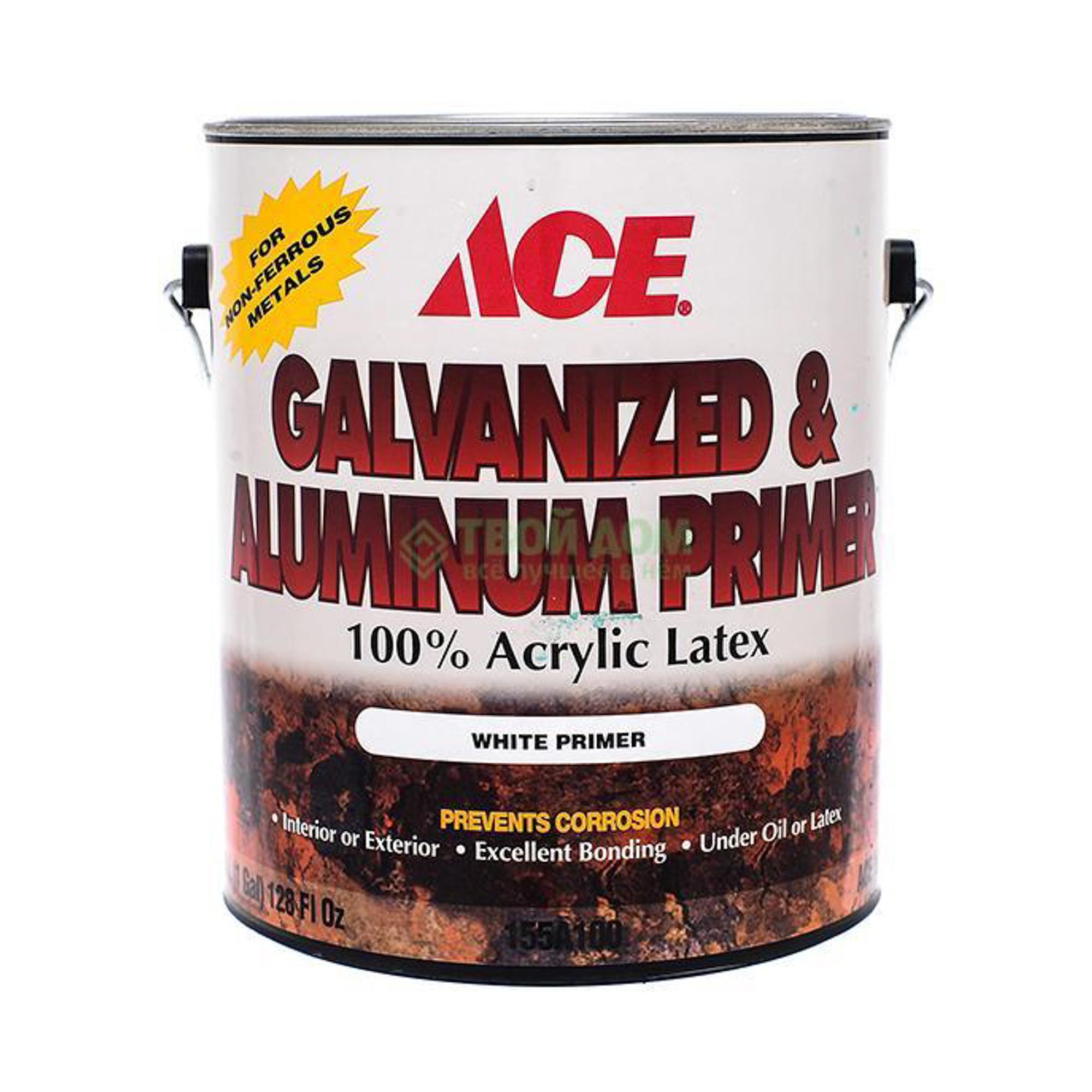Грунтовка Ace hardware corpor Galvanizedaluminum l p бшелк378