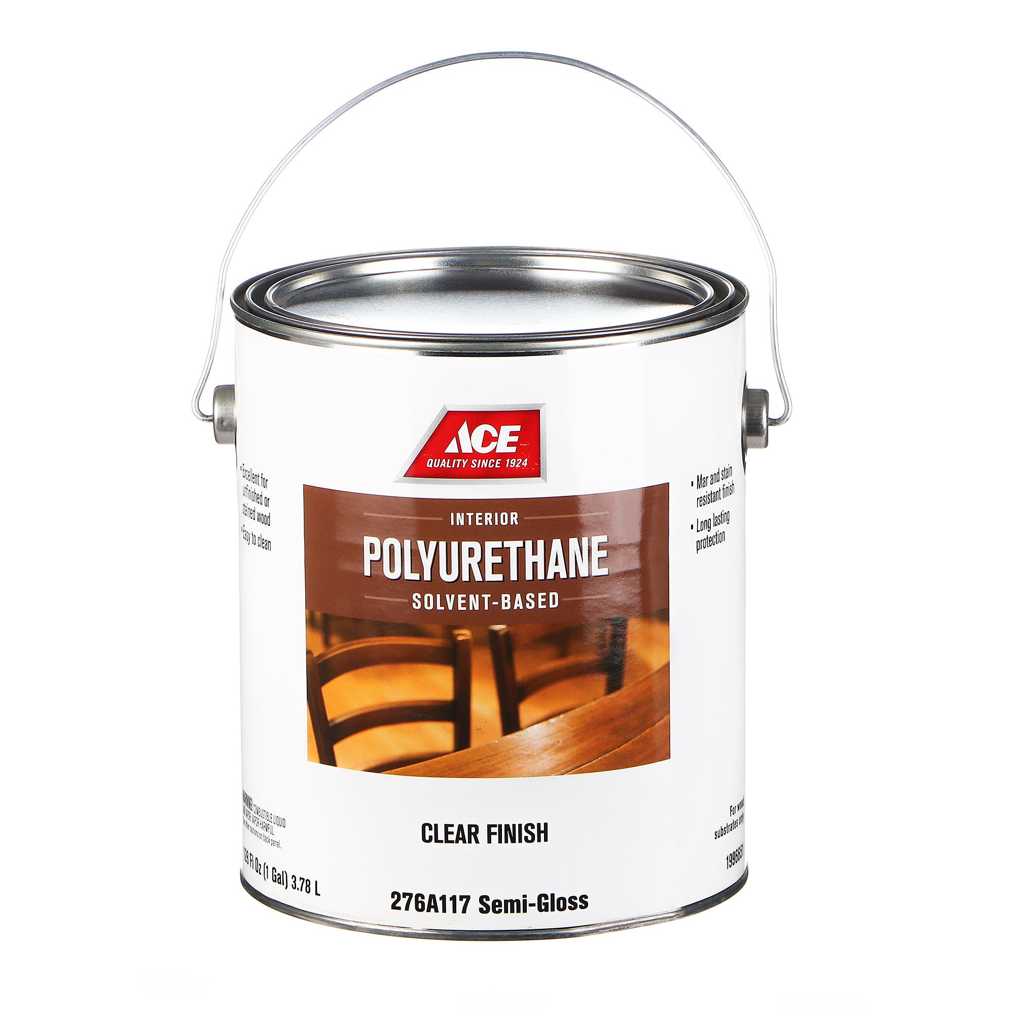 Лак Ace Hardware Polyurethane Clear Finish 3,78 л