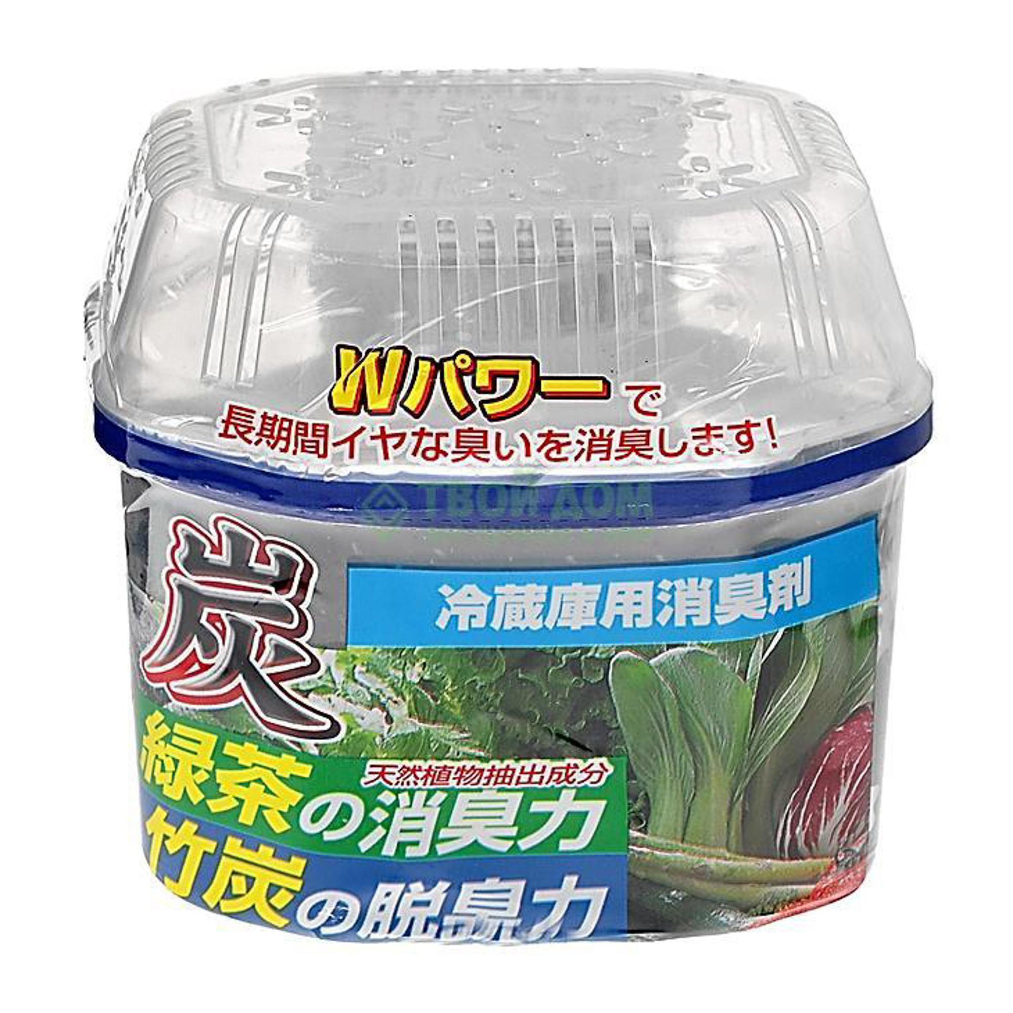 Древесный уголь Nagara для устранения запаха в холодильнике 180 г