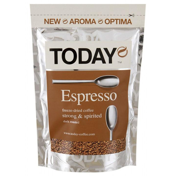 Кофе растворимый Today Espresso 75 г