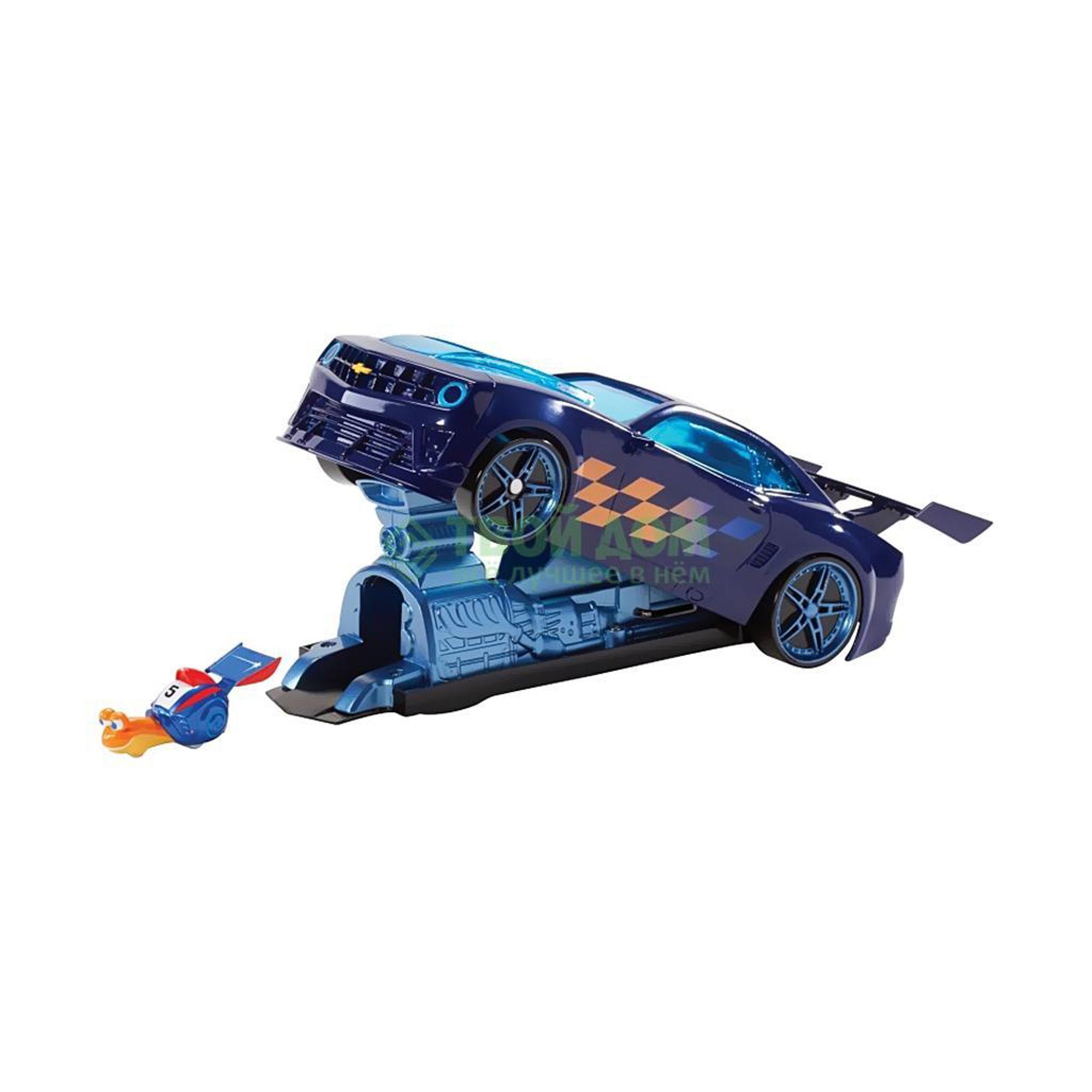Игровой набор Mattel inc Turbo dreamworks машина д/запуска (177167) фото