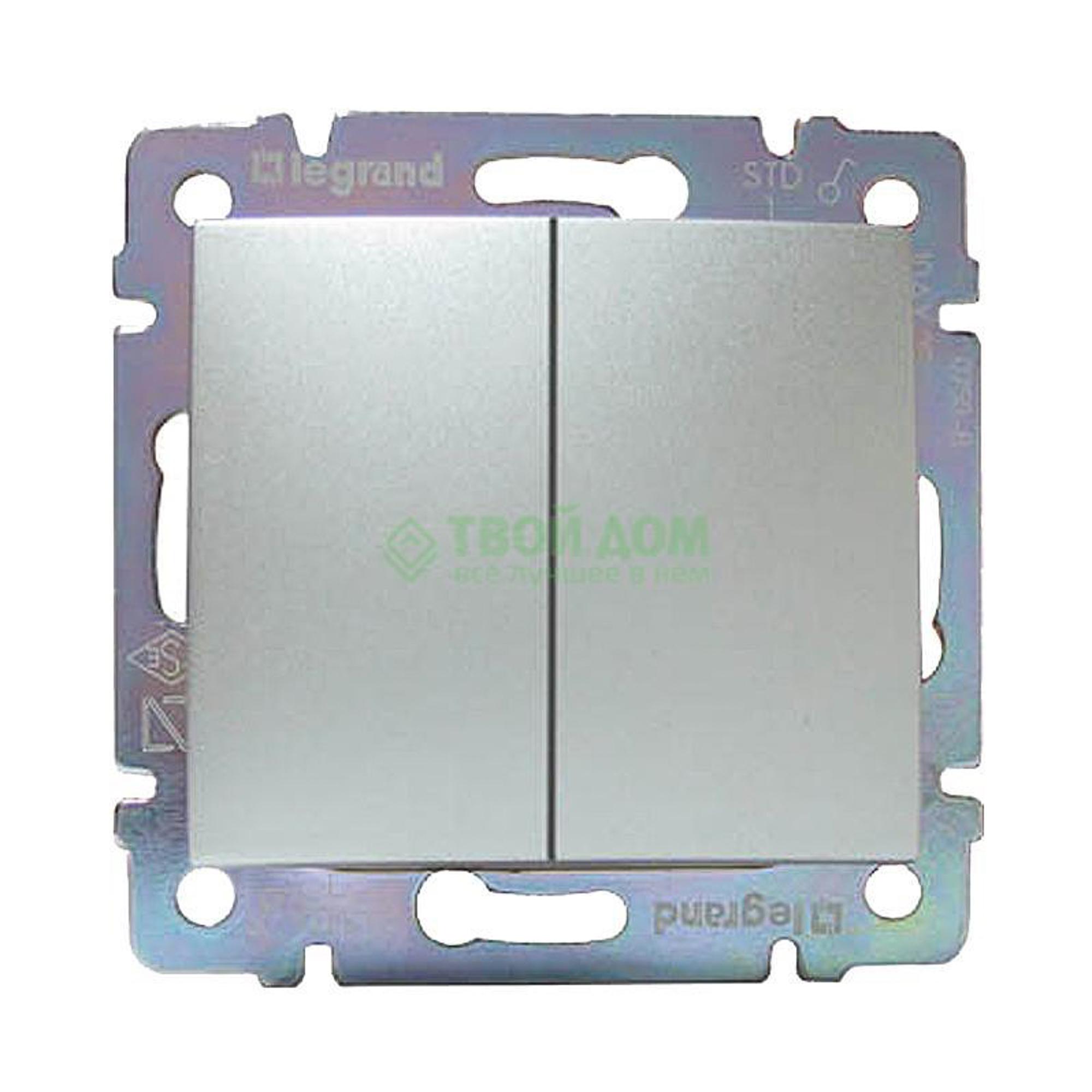 Legrand Выключатель автоматический dx3-e c50 1п