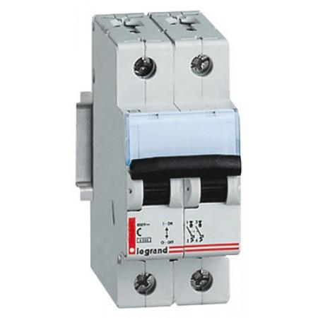 Выключатель автоматический Legrand dx3-e c32 2п