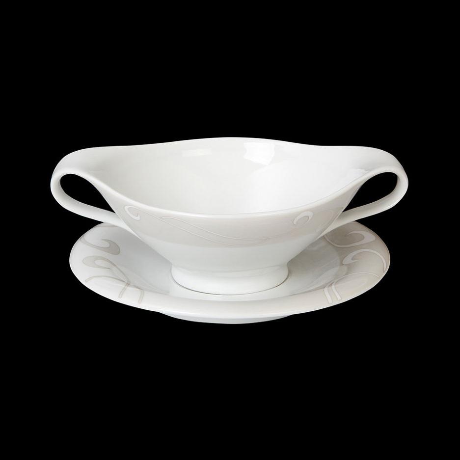 Набор суповых чашек Tirschenreuth из 12 предметов Колин набор салатников tirschenreuth из 6 предметов колин