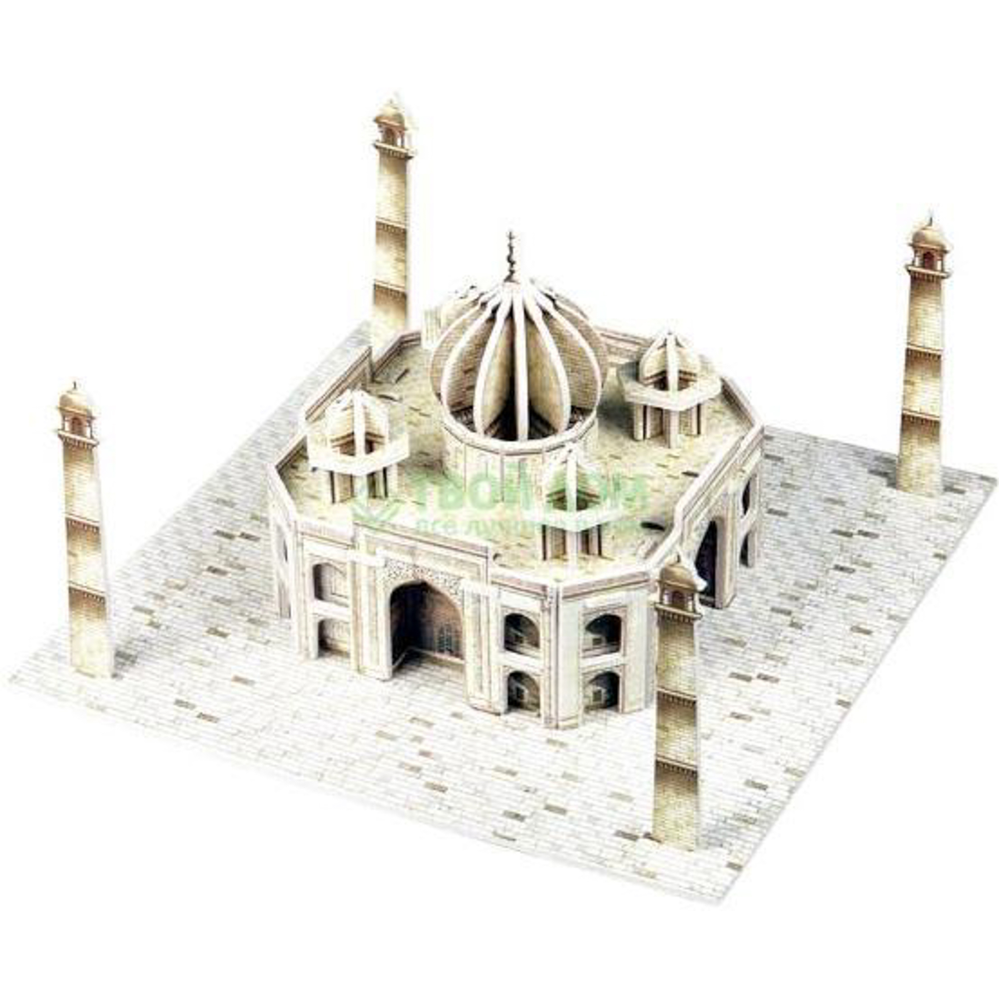 3D-пазл CubicFun Тадж Махал S3009