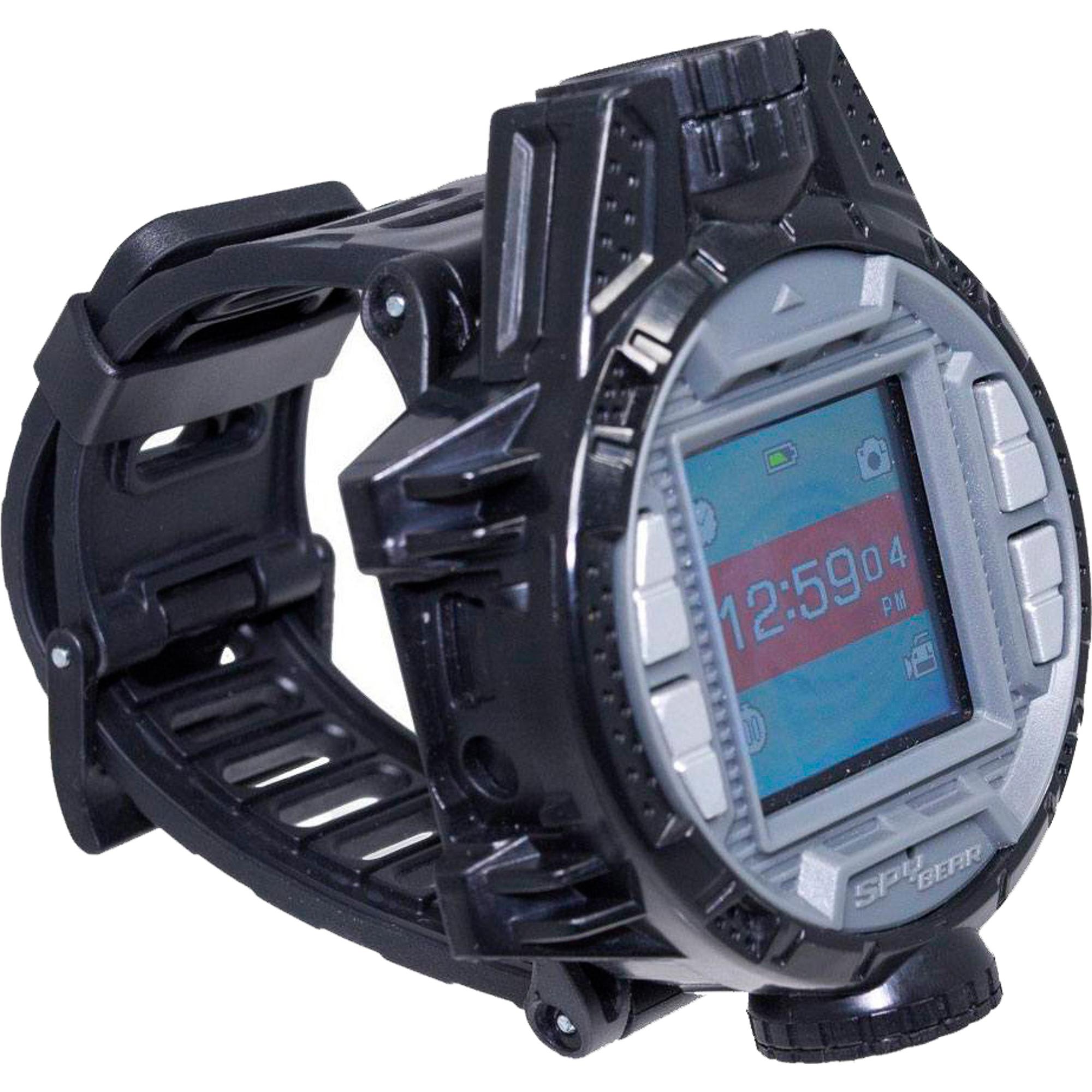 Игровой набор Spy Gear Шпионские видео часы фото