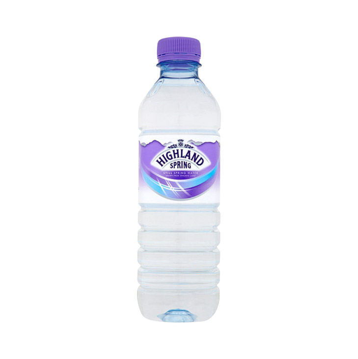 Вода минеральная Highland Spring негазированная 0,5 л