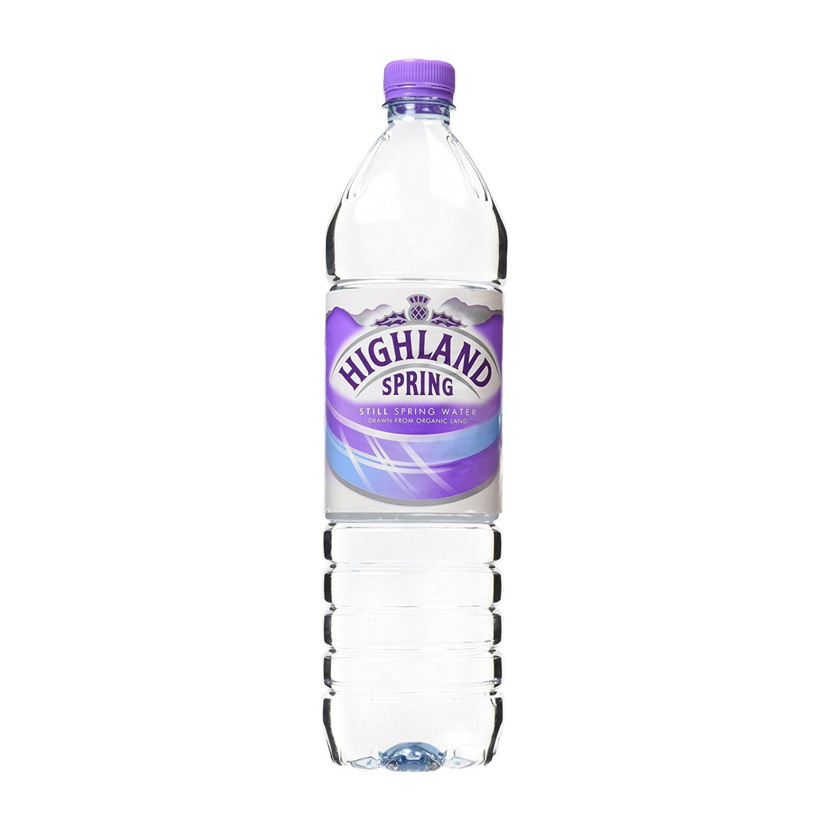 Вода минеральная Highland Spring негазированная 1,5 л