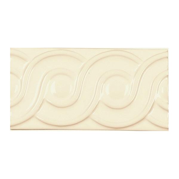 Декор Adex Neri Relieve Clasico Biscuit 7,5х15 ADNE4114