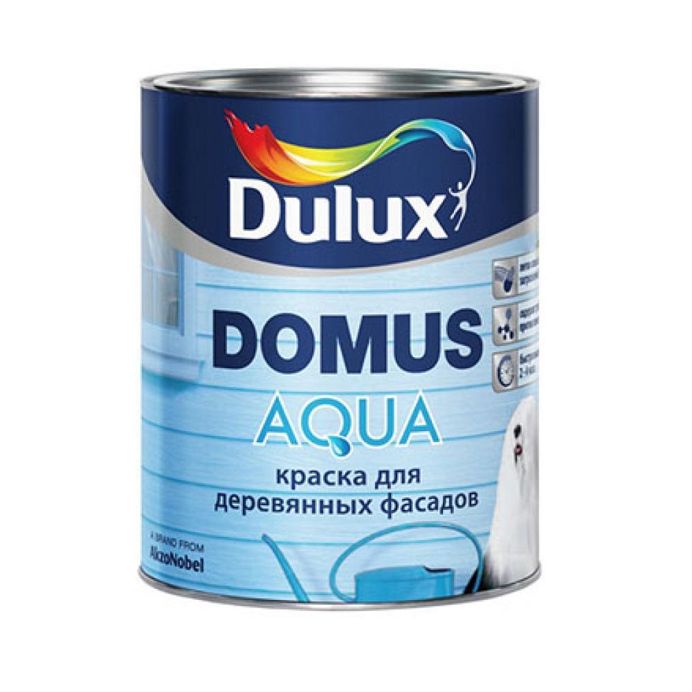 Краска Dulux domus aqua bw 10 л