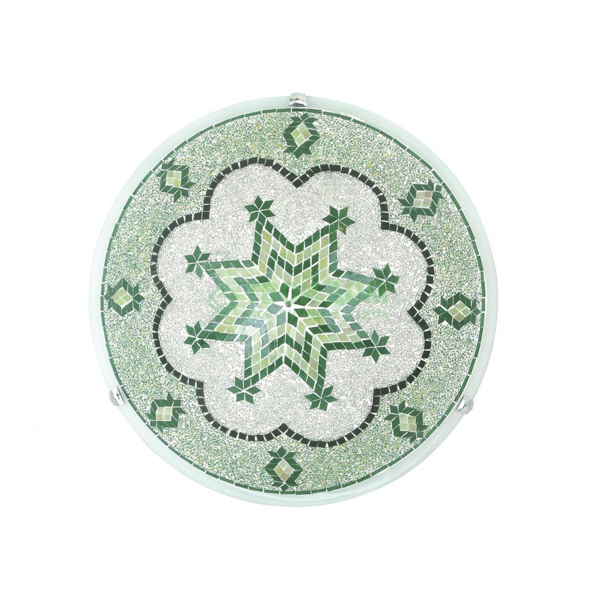 Потолочный светильник Exotic 893 Зеленый