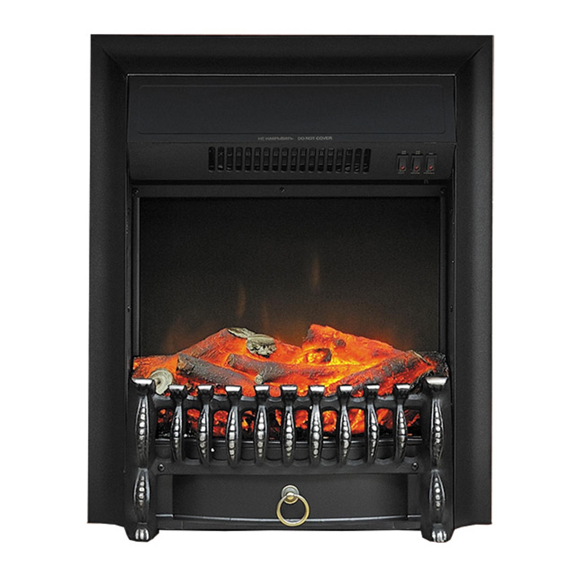 royal Очаг электрический Royal Flame Royal Fobos black