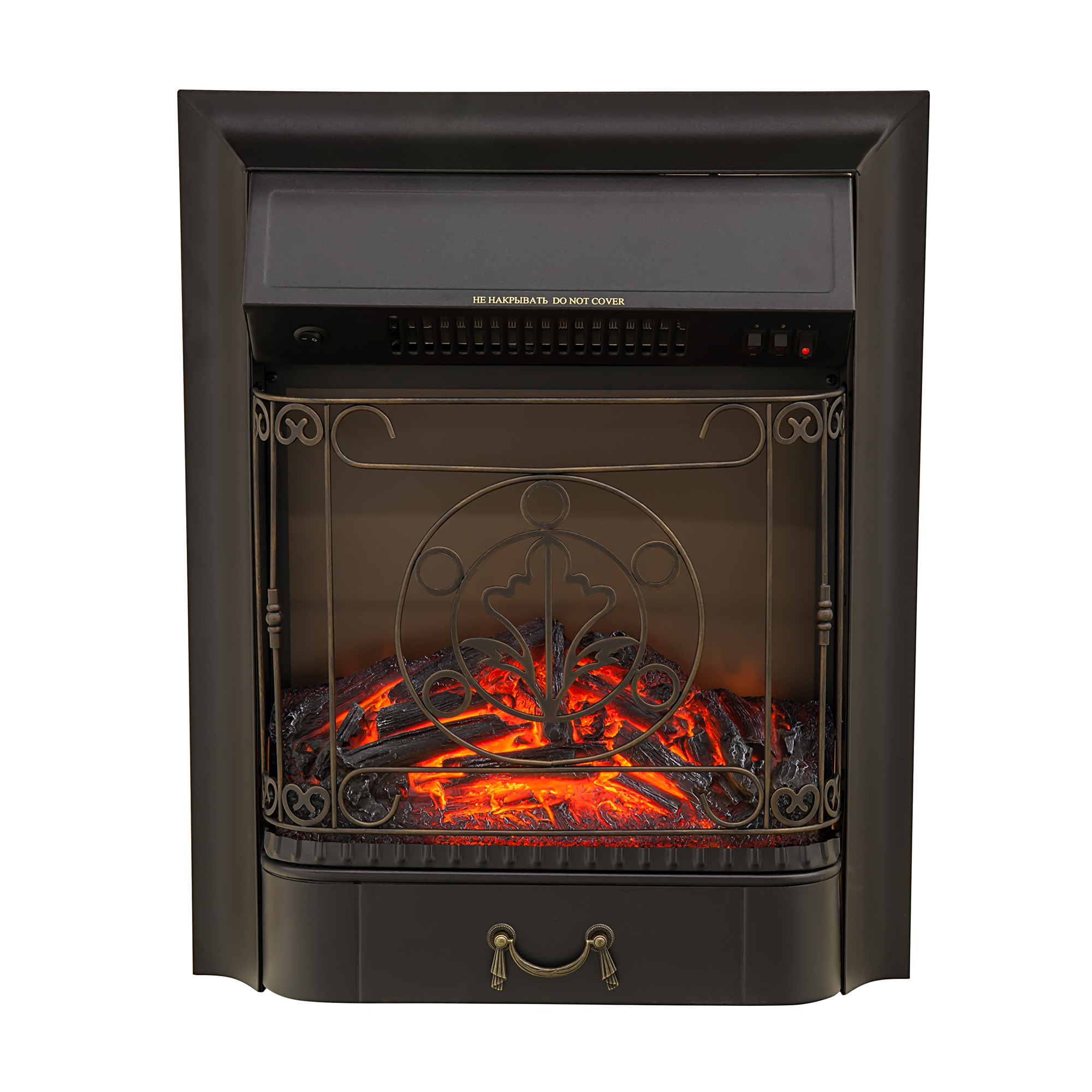 Очаг электрический Royal Flame Majestic black