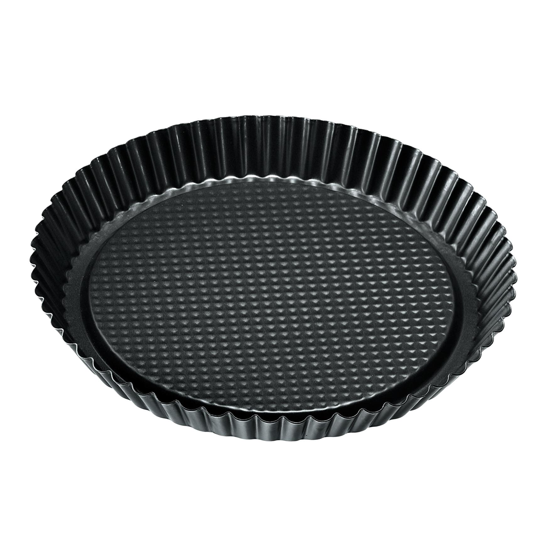 Форма для выпечки пирога Fackelmann black 28см