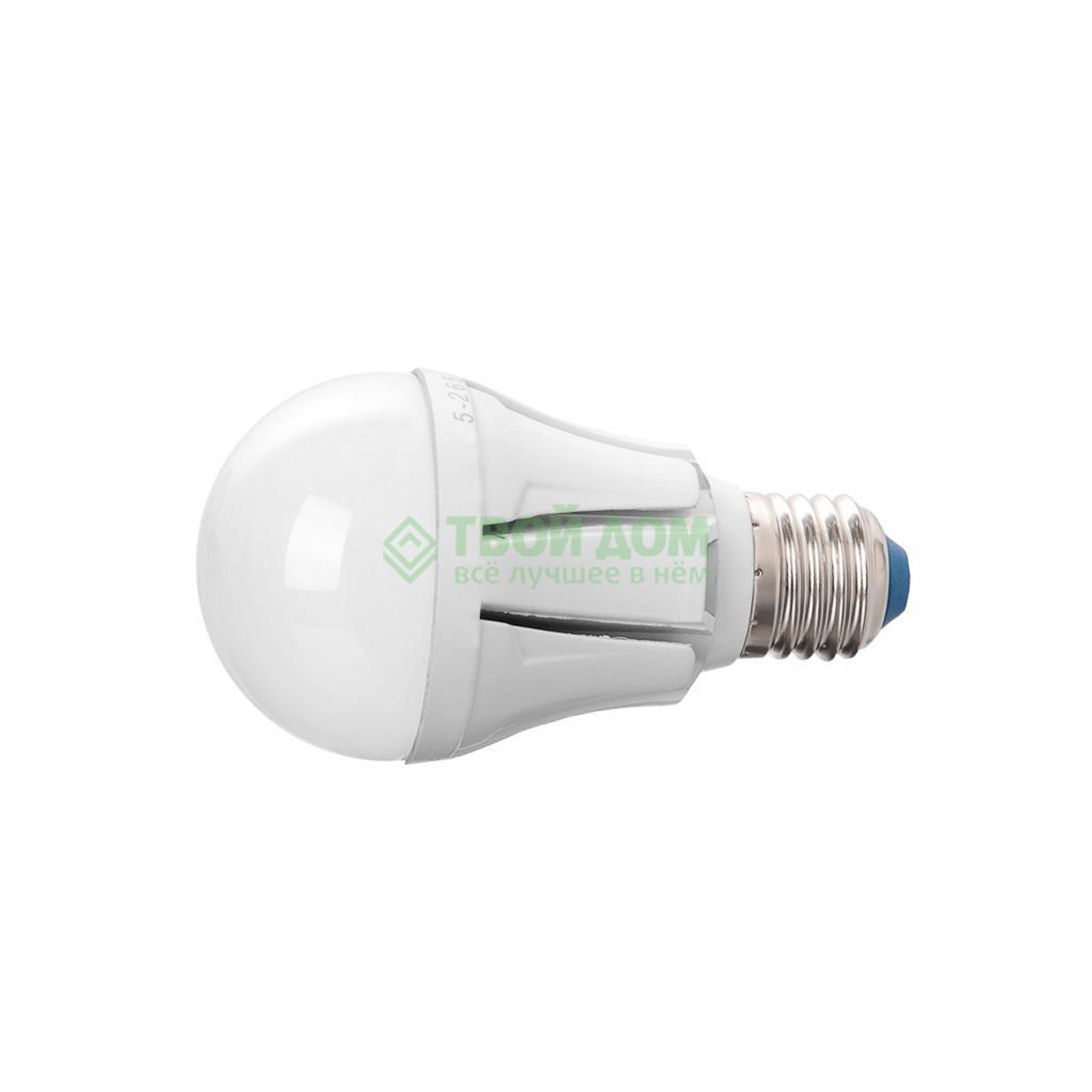 Фото - Лампочка Uniel LED-A60-11W/NW/E27/FR ALP01WH лампочка uniel led a60 9w nw e27 fr alm