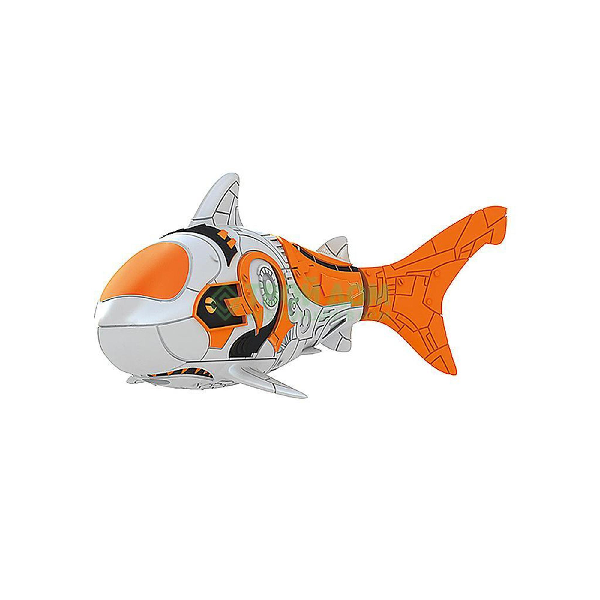 Игрушка для купания Robofish Тропическая роборыбка акула /серая/ фото