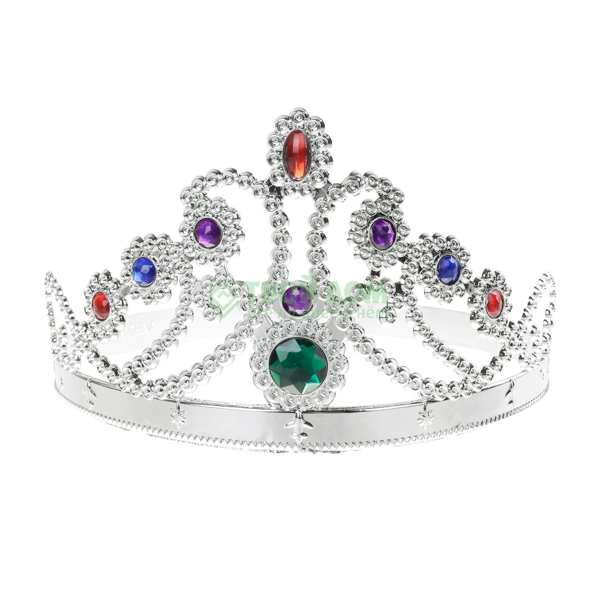 Артэ-грим Корона карнавальная царевна золотистый