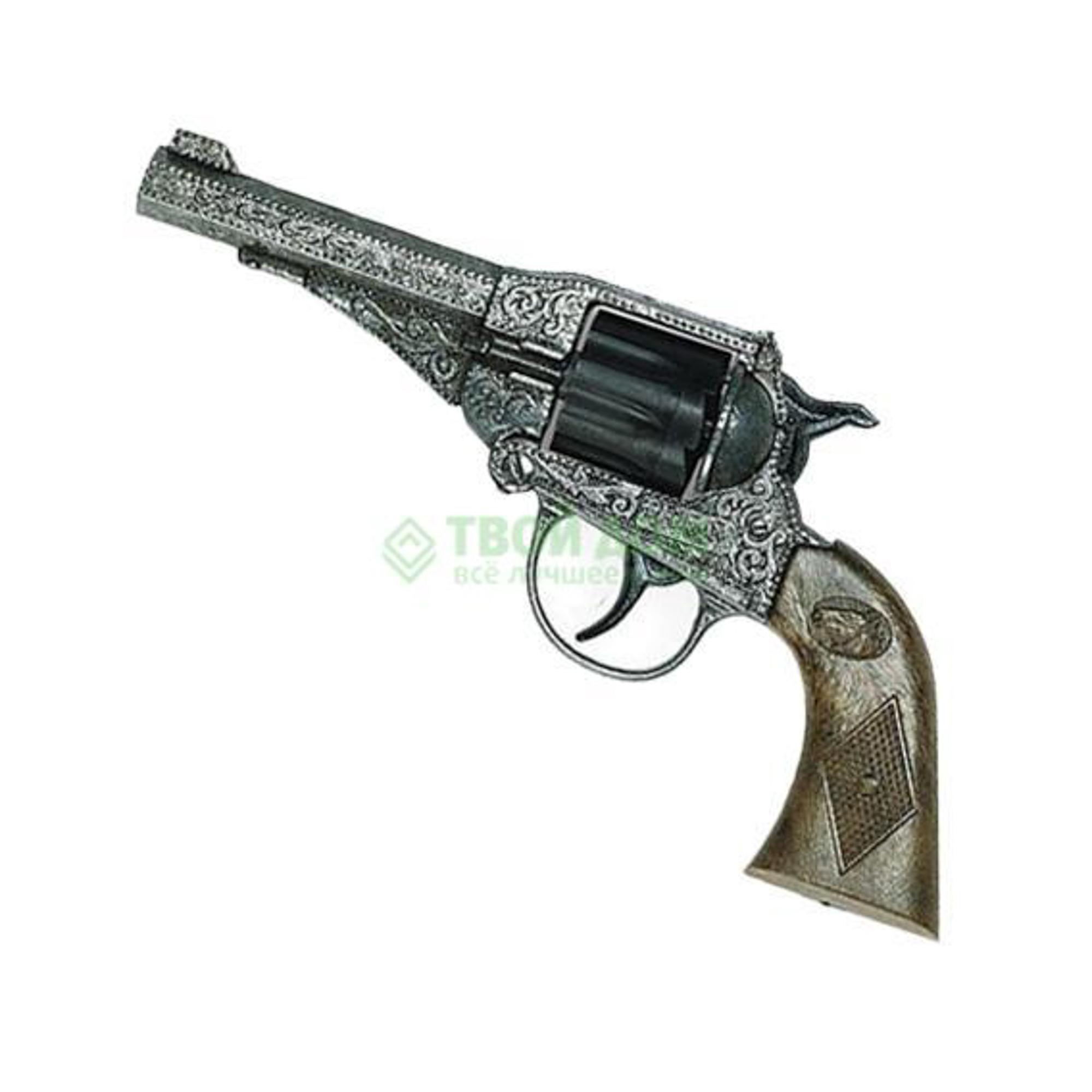 Купить Пистолет Edison Пистолет sterling metall western (0220/96), Китай, черный, металл, пластик, Оружие