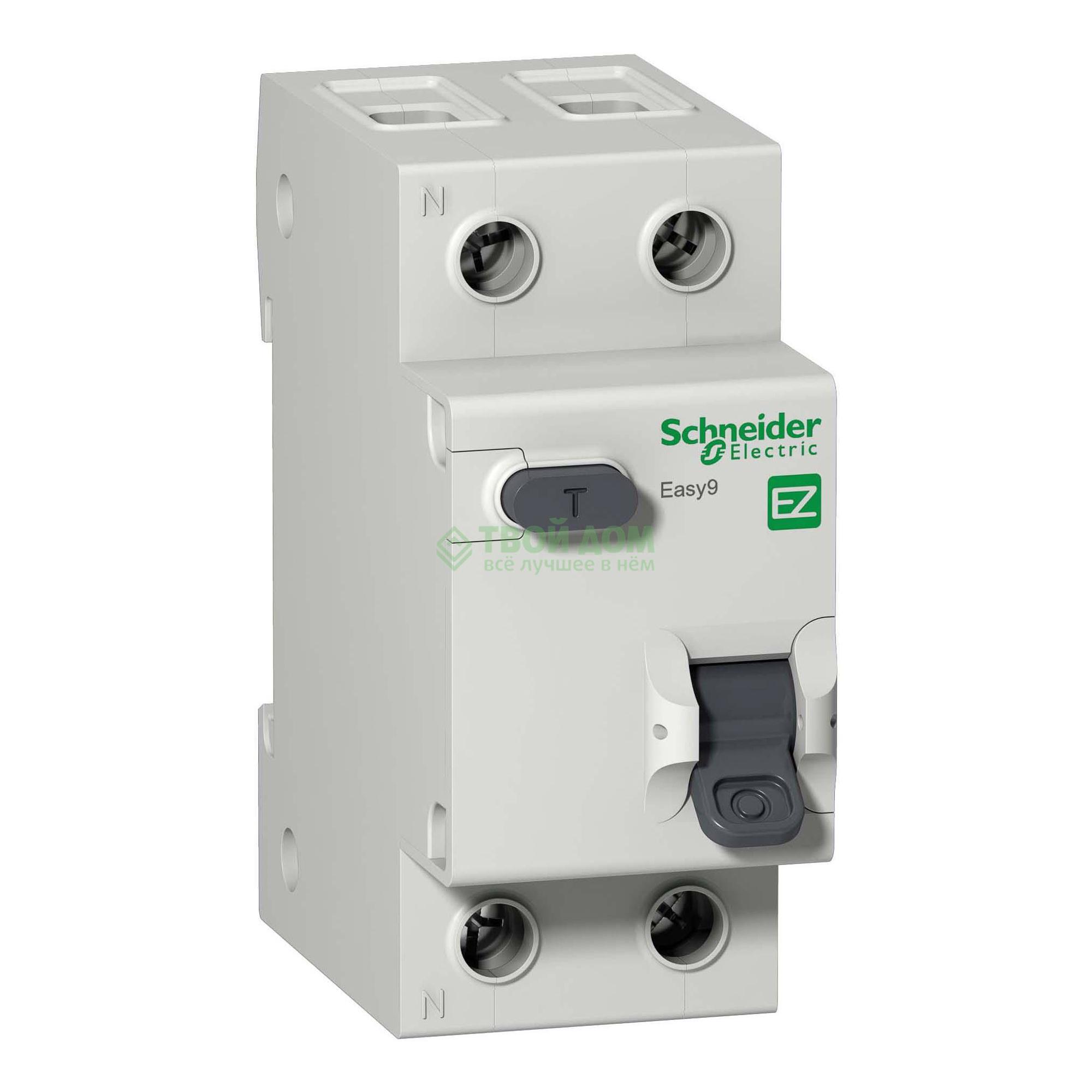 Автоматический выключатель Schneider electric EZ9D34616
