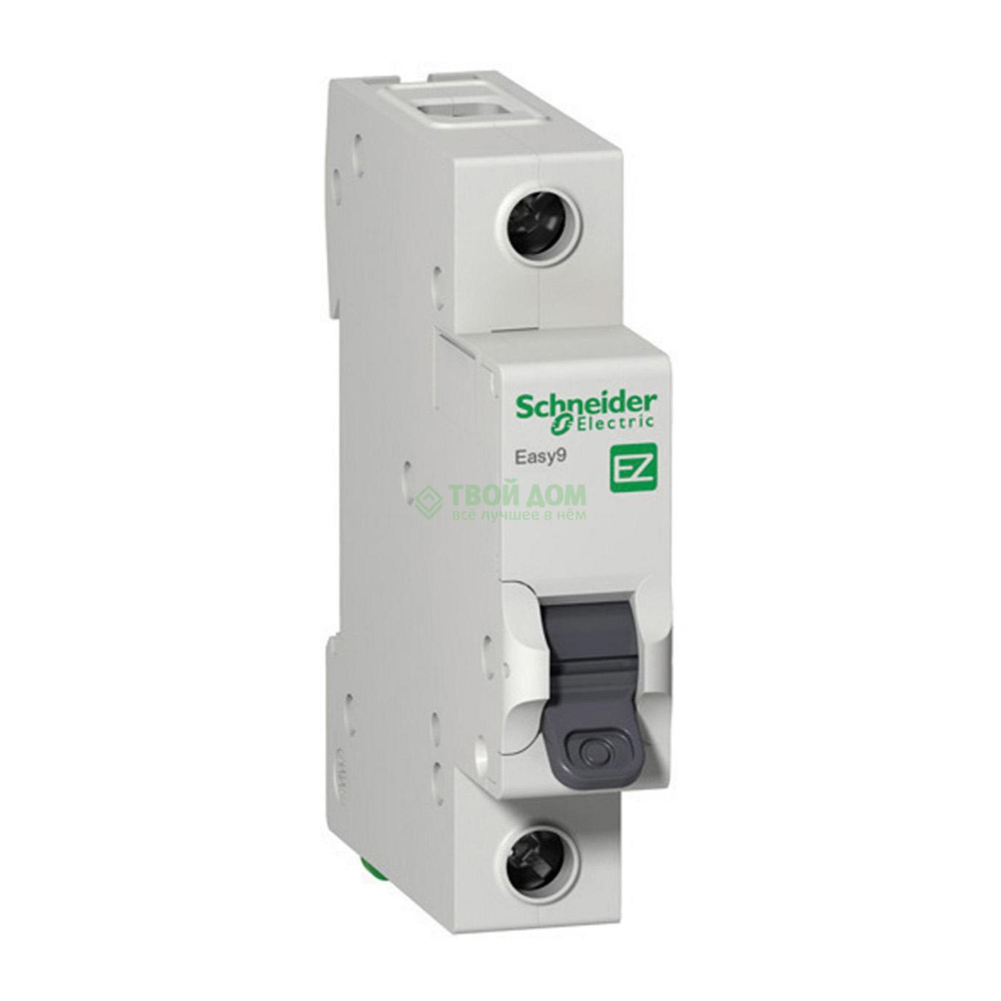 Автоматический выключатель Schneider electric EZ9F34116