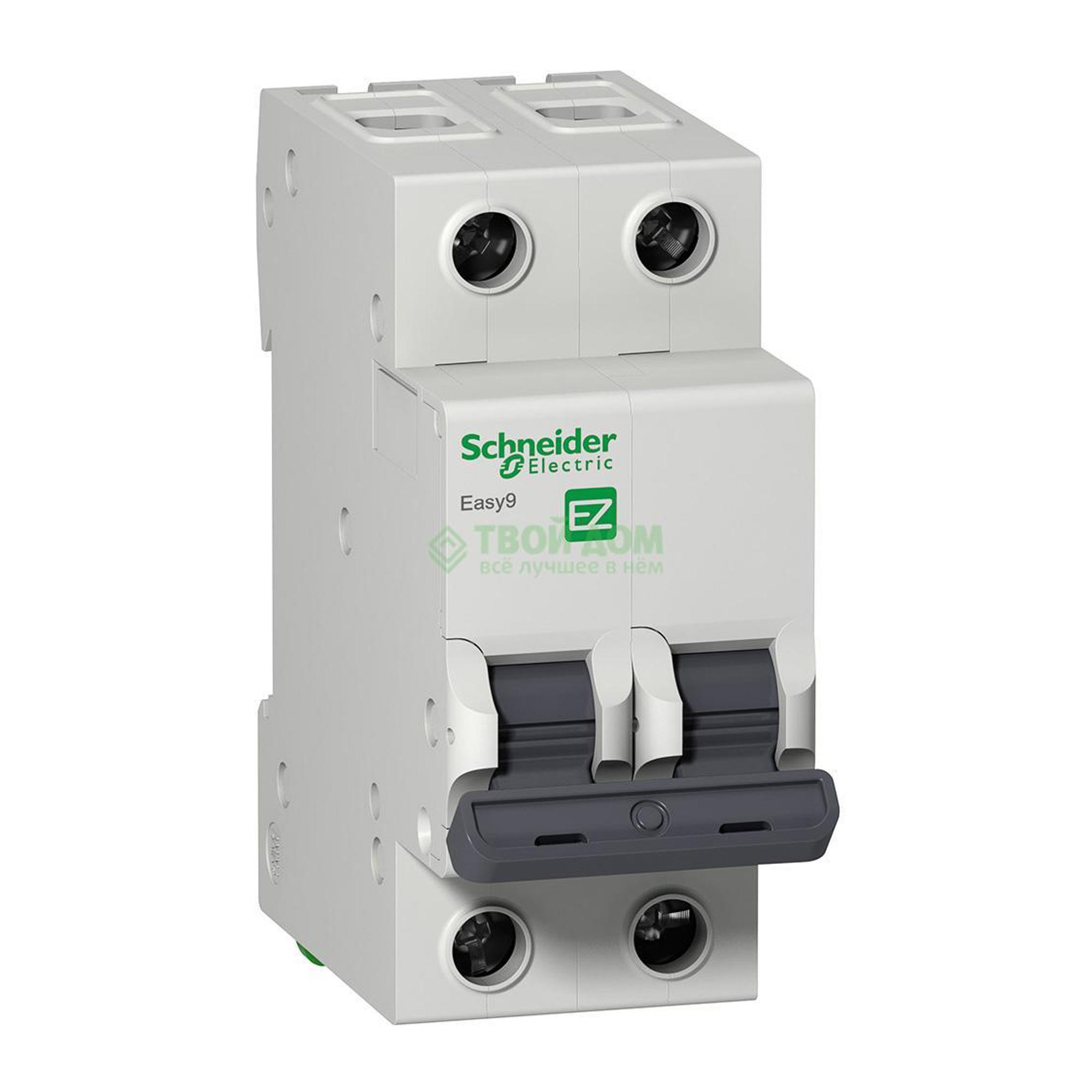 Автоматический выключатель Schneider electric EZ9F34216