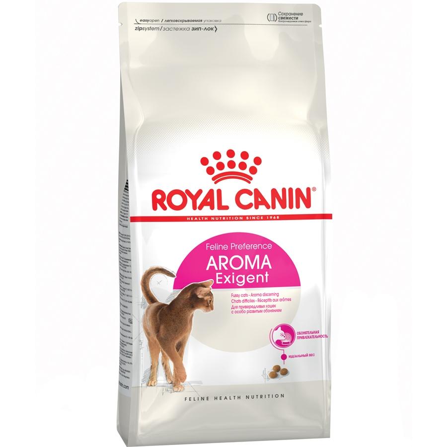 Корм для кошек Royal Canin Exigent 33 Aromatic Attraction привередливых к аромату 400 г