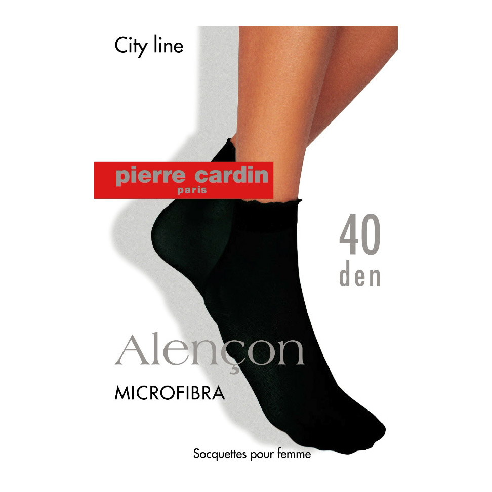 Носки Pierre Cardin Alencon 40 Nero