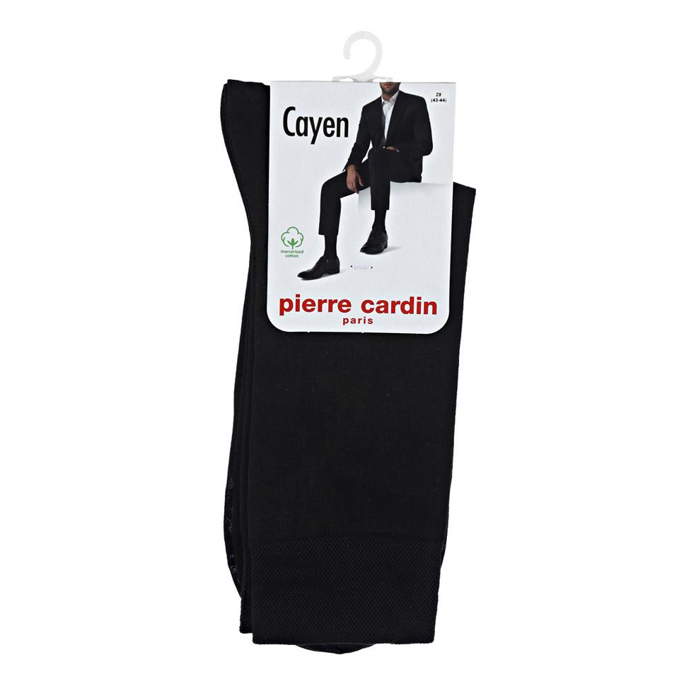 Носки мужские Pierre Cardin Cayen черные 43-44 фото