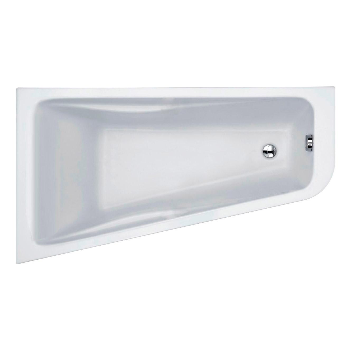 Купить Акриловая ванна Jacob Delafon Odeon Up 160x90 см, Франция, белый, акрил