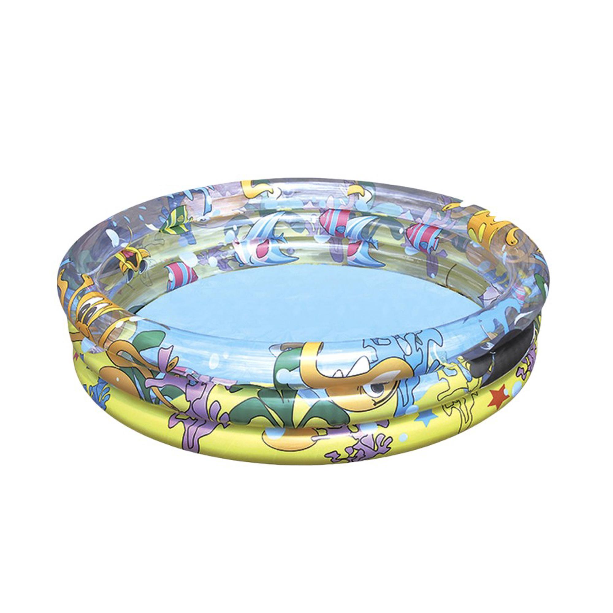 Бассейн надувной Bestway детский 122х25 см (51009B/51009)